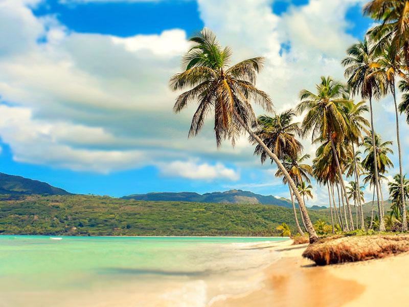 Zee, strand en water